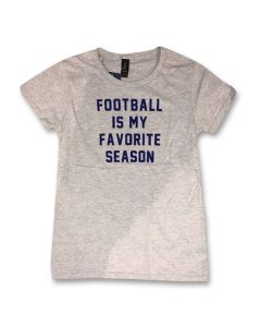 Womens Football Favorite Season T-Shirt