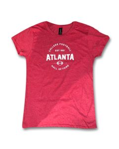 Womens Atlanta Football T-Shirt
