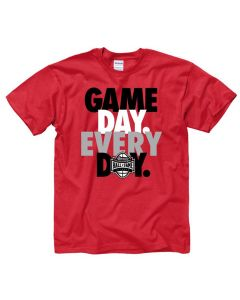 Adult Game Day Every Day T-Shirt