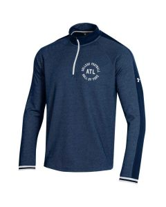 UA Adult ATL College Football Hall of Fame 1/4 Zip Long Sleeve