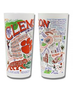 Clemson University Pint Glass