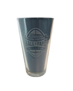 College Football Hall of Fame Pint Glass