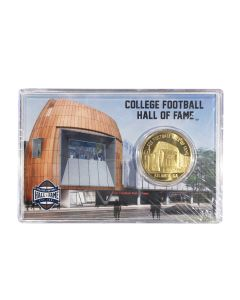 College Football Hall of Fame Collector's Coin