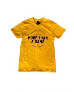 Adult Tee More than A Game