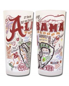 The University of Alabama Pint Glass