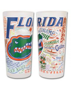 University of Florida Gators Pint Glass