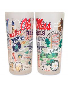 University of Mississippi Pint Glass