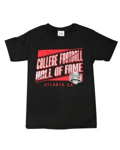 YOUTH COLLEGE FOOTBALL HALL OF FAME T-SHIRT